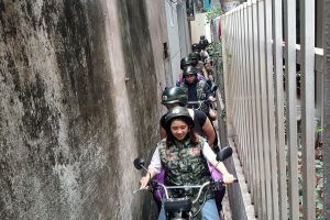 HANOI FOOD, CULTURE & FUN ON VINTAGE MOTORBIKE  BY NIGHT– HBT2