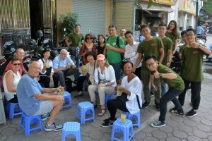 HANOI FOOD, CULTURE & FUN ON FOOT- FTOH1