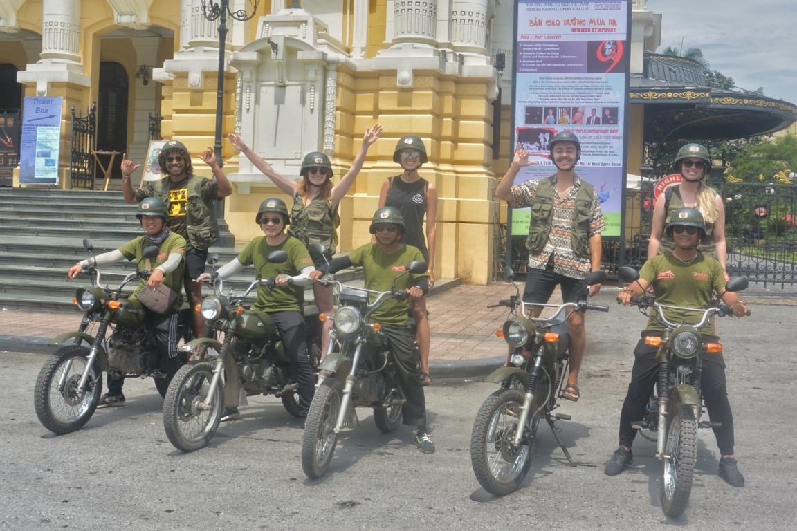 Hanoi Motorcyclre Tours