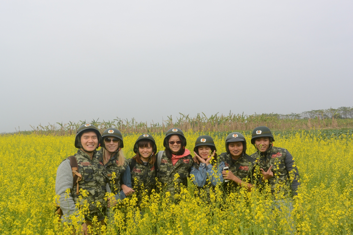 Hanoi motorbike countryside tours