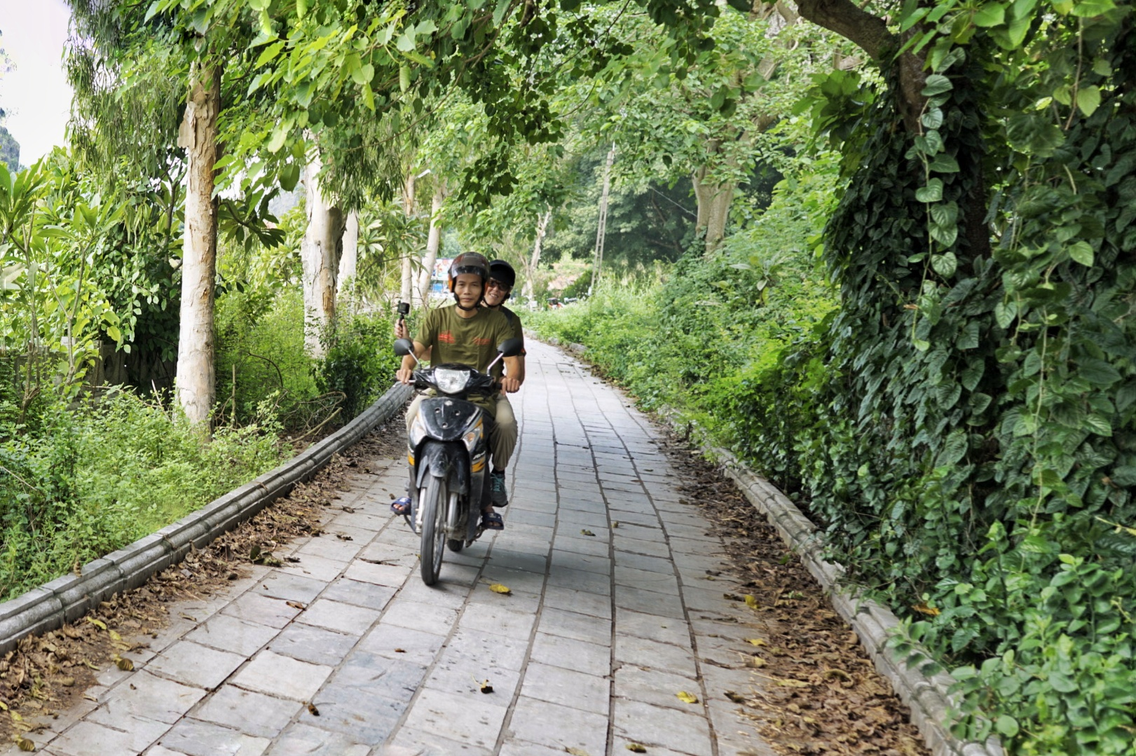 Ninh Binh Countryside motorcycle tours