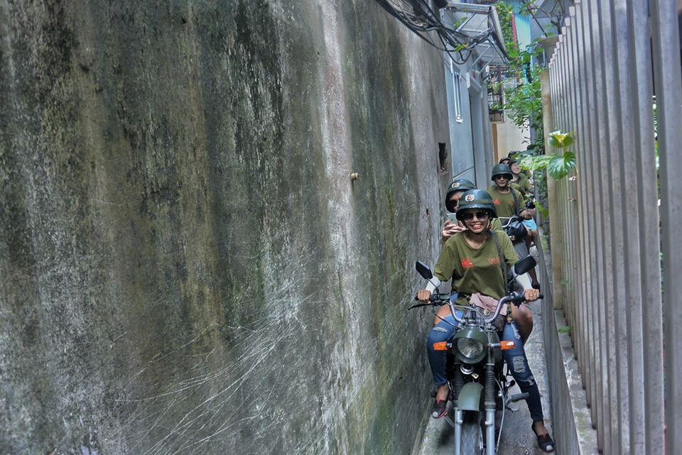 HANOI INSIGHT MOTORBIKE CITY TOURS – FOOD, CULTURE, SIGHT & FUN : 4.5 HOURS